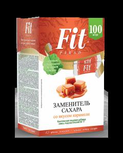 Suhkruasendaja Fit parad erinevad maitsed (100 pakki)