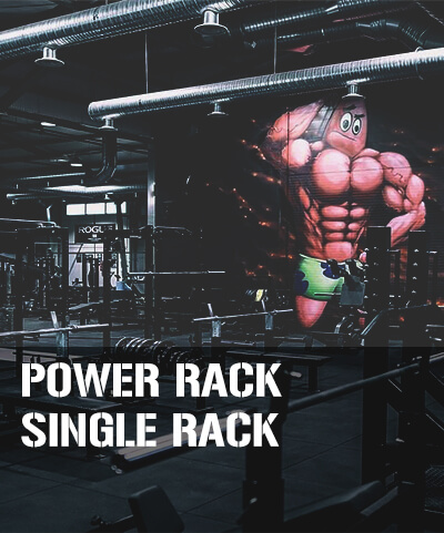 POWER RACK - SINGLE RACK